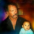 My dad and son by kre8ted4u