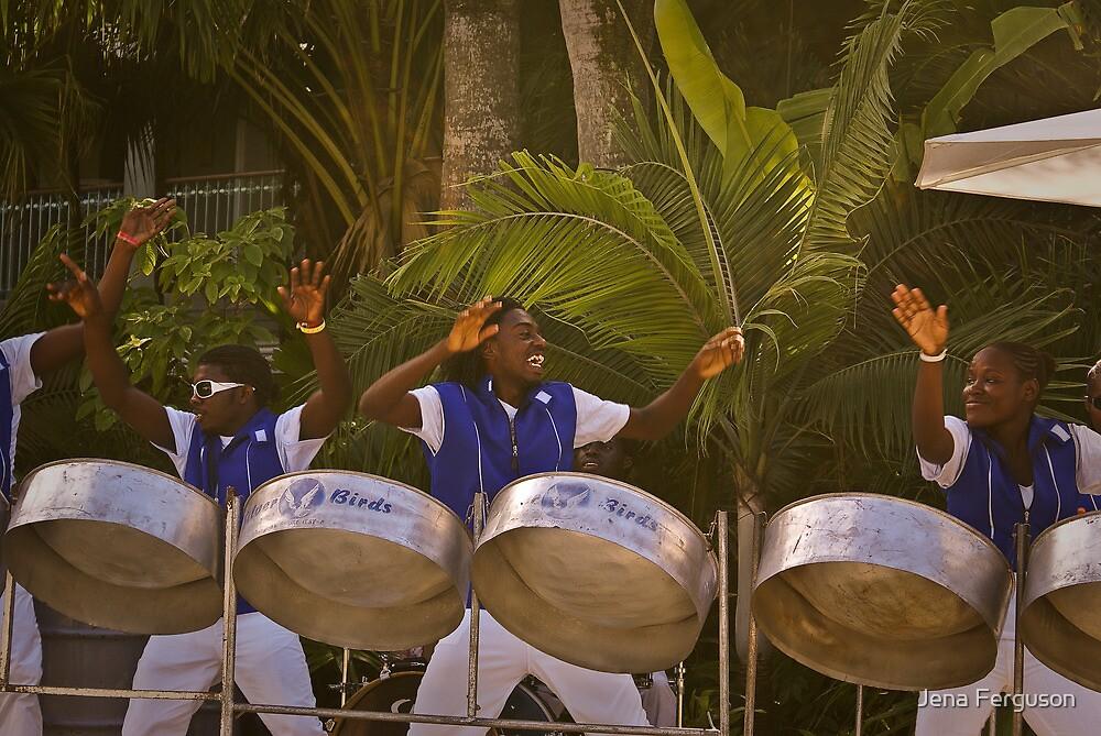 Steel Drum Feeling by Jena Ferguson