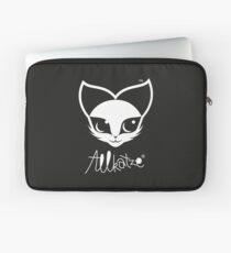 ALLKATZE * Space Cat - Weltraum-Katze - Chat d'Espace Laptoptasche