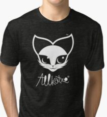 ALLKATZE * Space Cat - Weltraum-Katze - Chat d'Espace Vintage T-Shirt