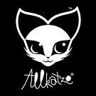 ALLKATZE * Space Cat - Weltraum-Katze - Chat d'Espace von schildwaechter