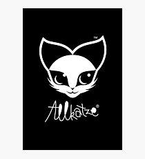 ALLKATZE * Space Cat - Weltraum-Katze - Chat d'Espace Fotodruck