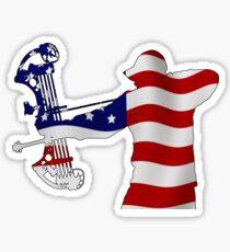 American Bow Hunter Sticker