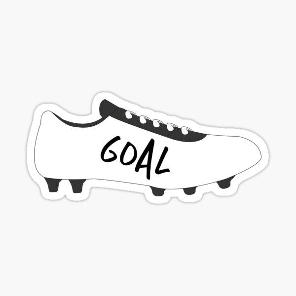 Football Cleats Sticker