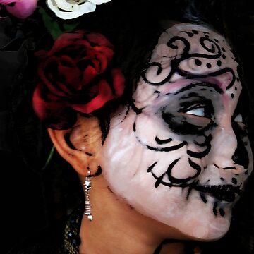 Dia De Los Muertos  by Sparc