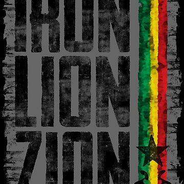 iron lion zion von Periartwork