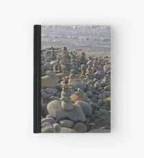 Zen Art ~ Stacking Rocks Hardcover Journal