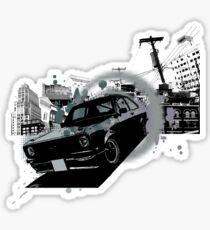 Urban Escort Mk2 Sticker