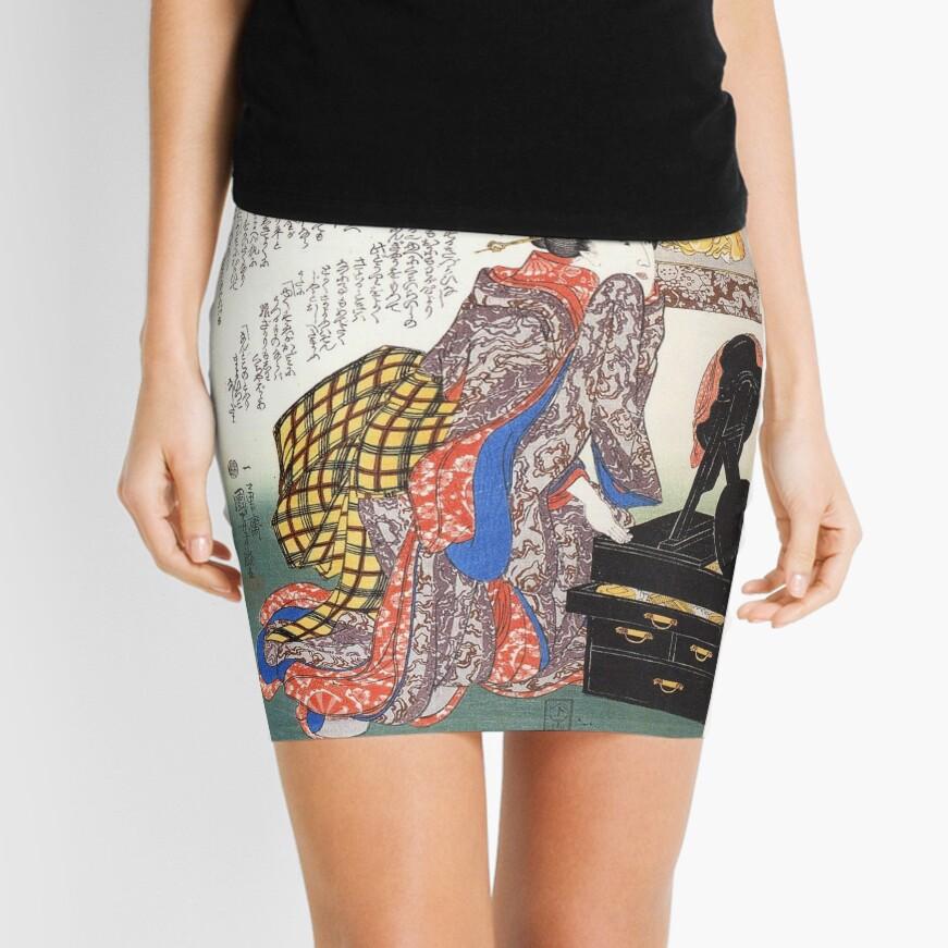 Secrets of beauty Mini Skirt
