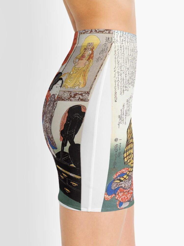Alternate view of Secrets of beauty Mini Skirt