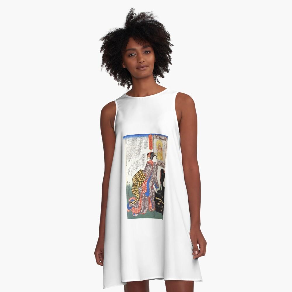 Secrets of beauty A-Line Dress
