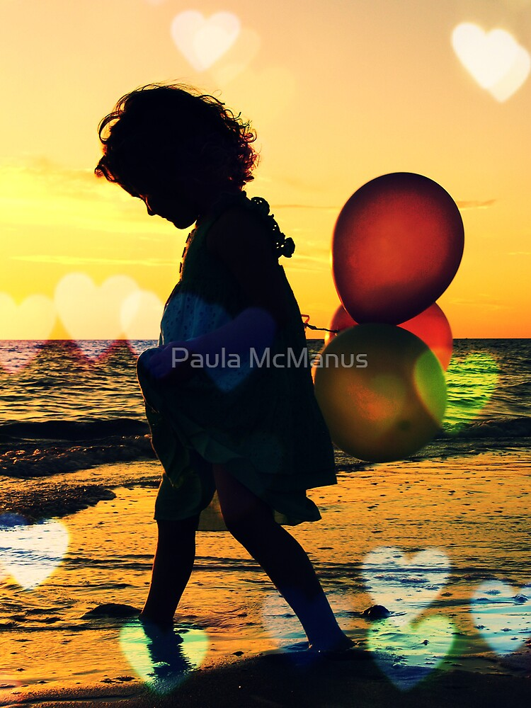 The Day is Over by Paula McManus