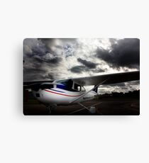 Cessna 182 Aircraft Canvas Print