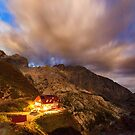 Sunset in the Carnic Alps, Friuli Venezia-Giulia, Italy by zakaz86
