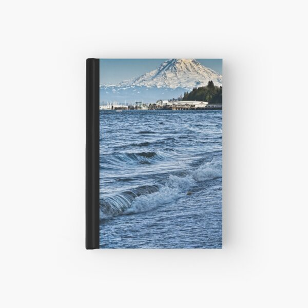 Overlooking the Sound Hardcover Journal