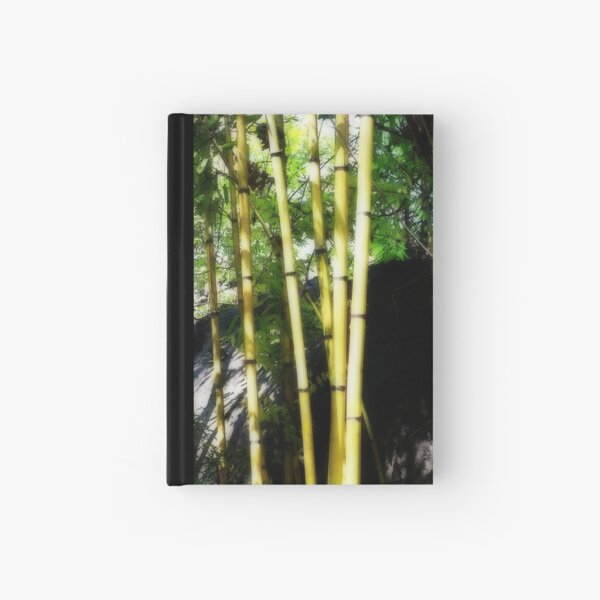 Shoots of green Hardcover Journal
