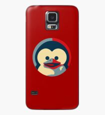 Linux tux penguin obama poster baby  Case/Skin for Samsung Galaxy