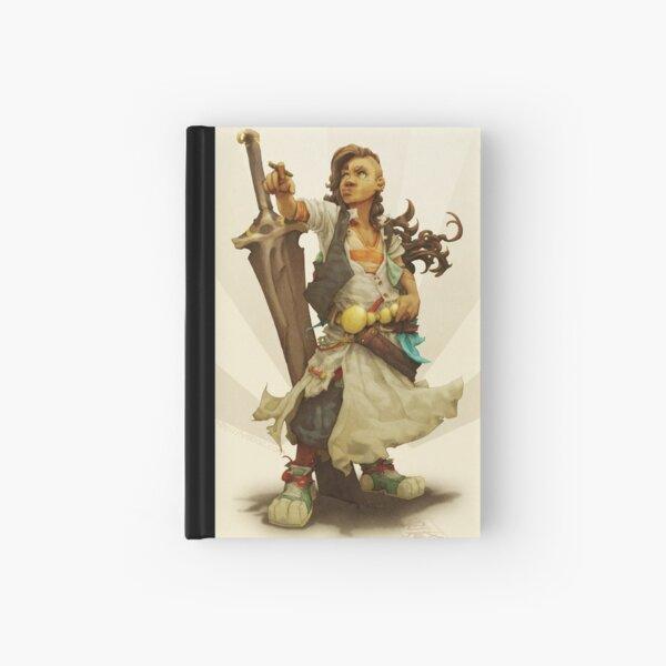 scai: pirate girl Hardcover Journal