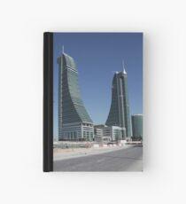 Bahrain Financial Harbour Hardcover Journal