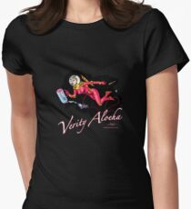 Verity Aloeha - Spacegirl Adventuress... T-Shirt