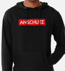 Anschütz logo apparel (clothing) Lightweight Hoodie
