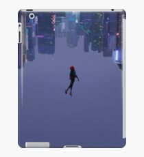 Leap Of Faith | Into the Spider-Verse iPad Case/Skin
