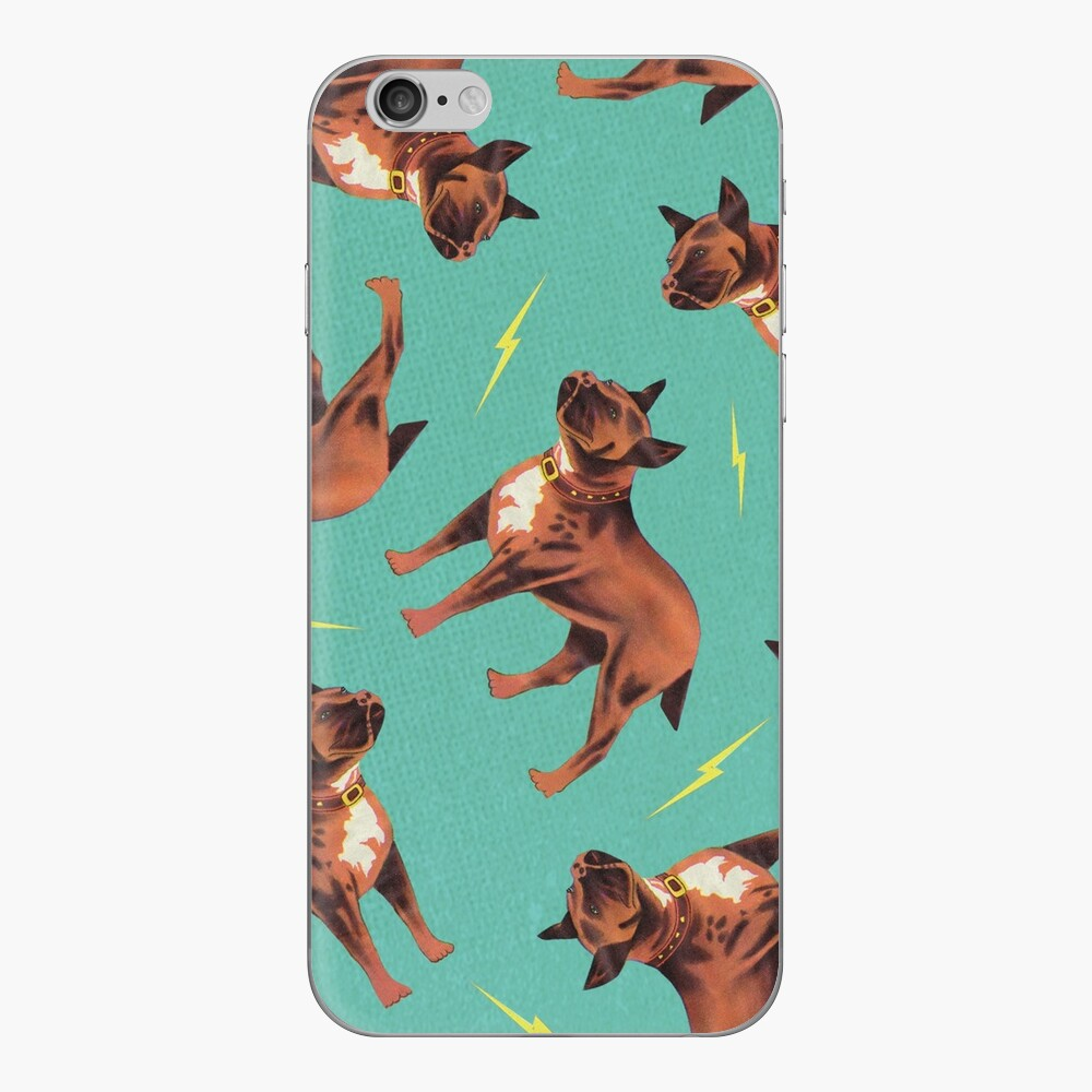Dicky Bow - Bruno iPhone Skin