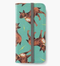 Dicky Bow - Bruno iPhone Wallet/Case/Skin
