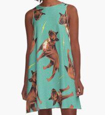 Dicky Bow - Bruno A-Line Dress