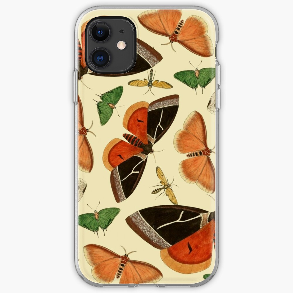 Vintage Butterflies iPhone Case & Cover