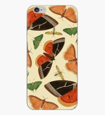 Vintage Butterflies iPhone Case