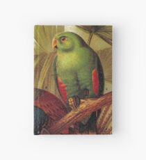 Parrots in the Jungle Hardcover Journal