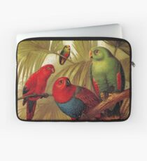 Parrots in the Jungle Laptop Sleeve