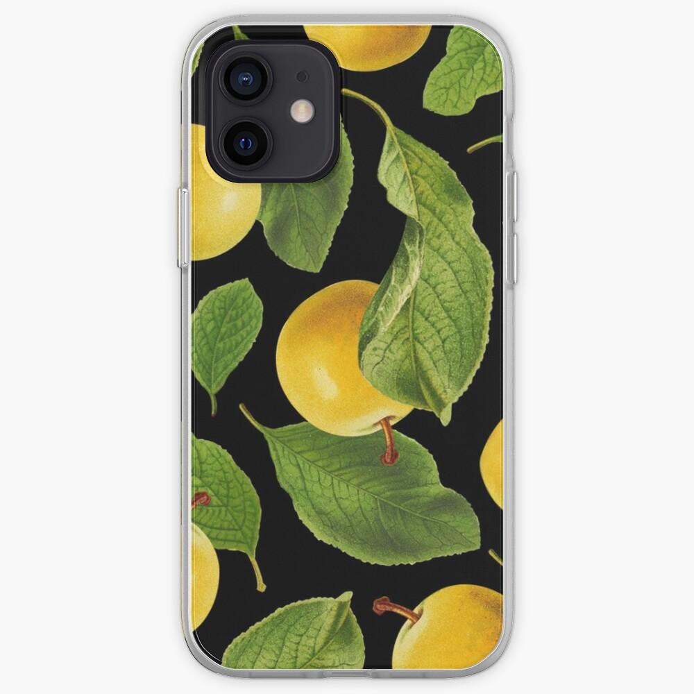 Botanical Vintage Fruit iPhone Case & Cover