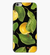 Botanical Vintage Fruit iPhone Case
