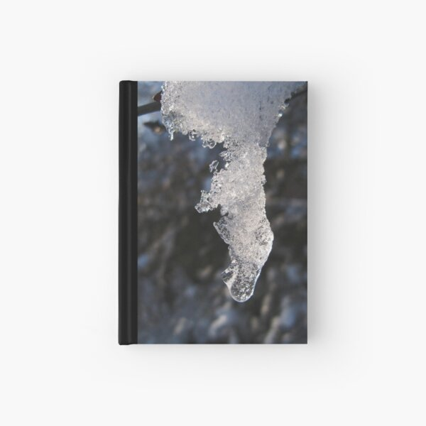 Fragile Hardcover Journal