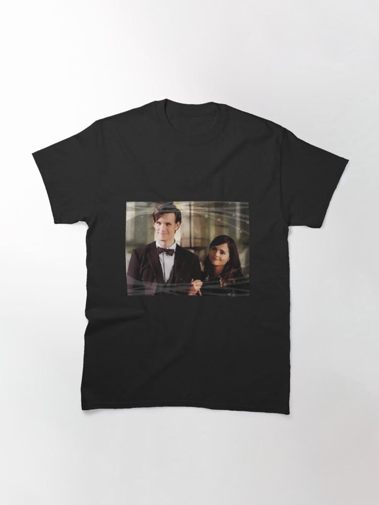 Alternate view of It's a Love Story Classic T-Shirt