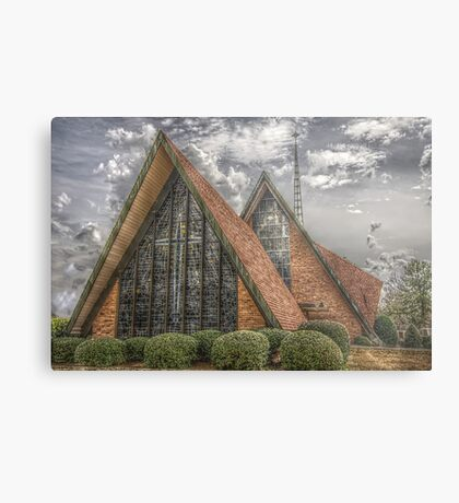 St James Metal Print