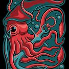 Squid by Stephen Hartman