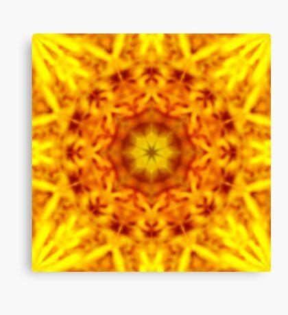 Pollen Dream Canvas Print