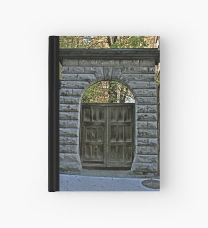 My City Door Hardcover Journal