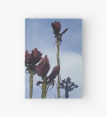 gymea lilies Hardcover Journal