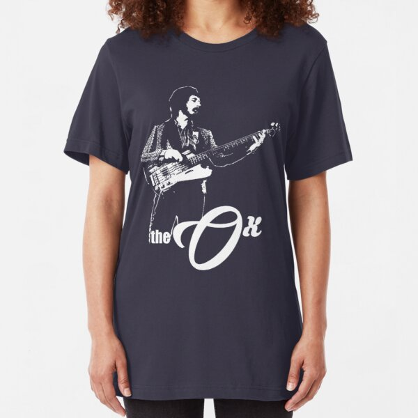 John Entwistle - The Who - The Ox Slim Fit T-Shirt