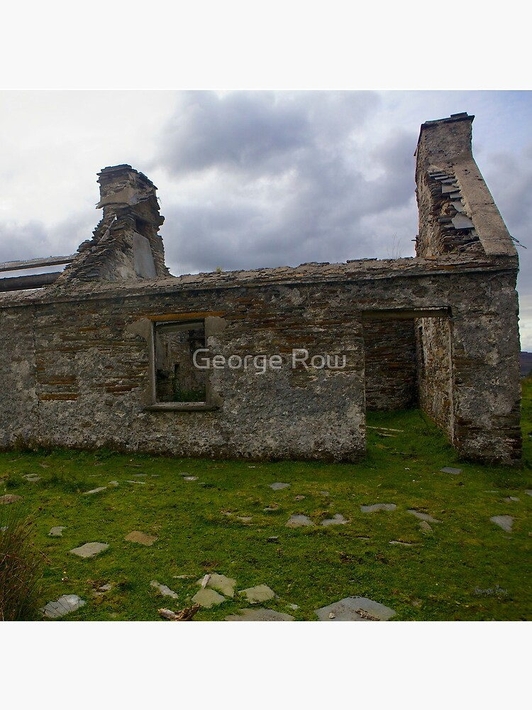 Ruined Cottage at Cashelnagor, County Donegal, Ireland by VeryIreland