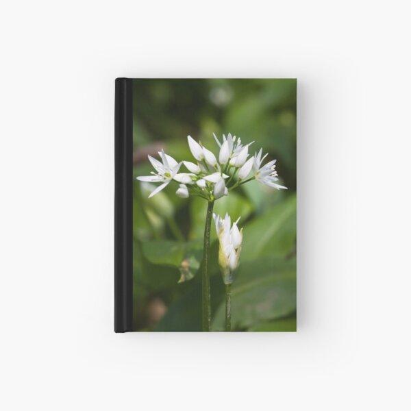 Ramson (Alium Ursinum) Hardcover Journal
