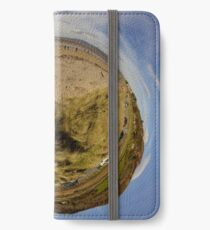 Lisfannon Beach, Fahan, County Donegal, Sky Out iPhone Wallet/Case/Skin