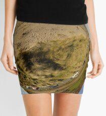 Lisfannon Beach, Fahan, County Donegal, Sky Out Mini Skirt