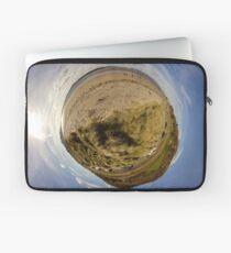 Lisfannon Beach, Fahan, County Donegal, Sky Out Laptop Sleeve