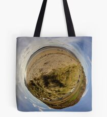 Lisfannon Beach, Fahan, County Donegal, Sky Out Tote Bag