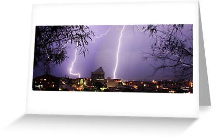Bunbury Lightning by Sheldon Pettit